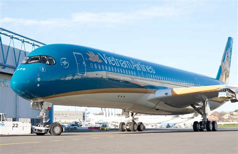Vietnam Airlines A350 to fly next week   SKYTRAX