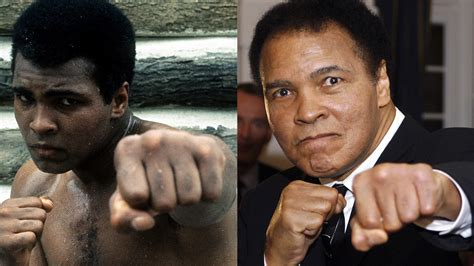 Muhammad Ali Could Still Sting a Heavy Bag in 2008