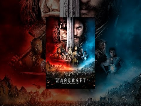 Warcraft Movie Posters Feature Durotan and Lothar | Collider