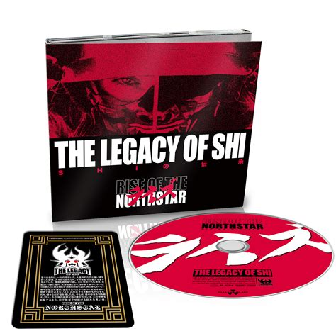 Rise Of The Northstar - The Legacy Of Shi - Digipak CD