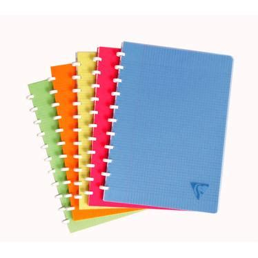 Clairefontaine 328136C - Cahiers standards assortis (5