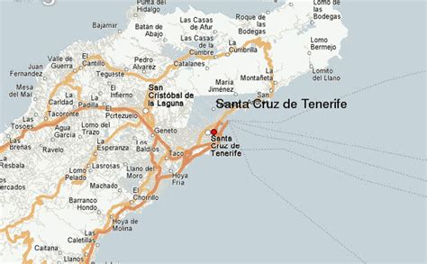 Santa Cruz de Tenerife Location Guide