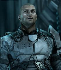 Sergeant John Forge Voice - Halo Wars (Video Game