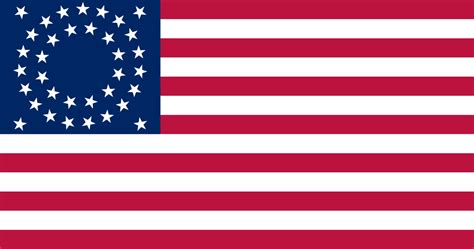 File:Flag of the United States of America (1863-1865)