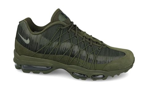 Chaussures basketes homme Nike Air Max 95 Ultra Jacquard