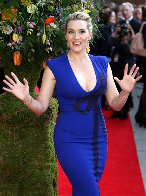 KATE WINSLET at A Little Chaos Premiere in London – HawtCelebs