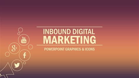 Inbound Marketing PowerPoint Template - SlideModel