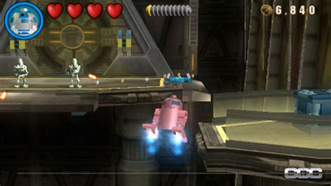 LEGO Star Wars III: The Clone Wars Review for Nintendo 3DS