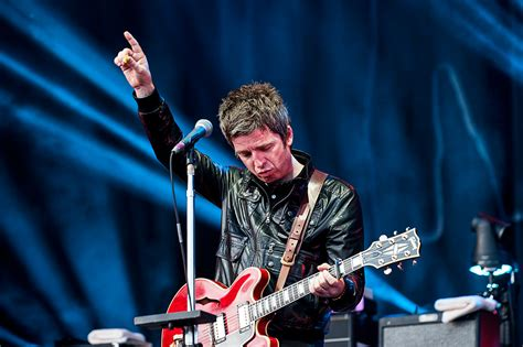 Noel Gallagher on Oasis cover in John Lewis Christmas