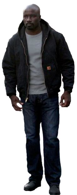 PNG Luke Cage (Mike Colter, Série, Netflix) - PNG World