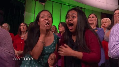 12 Priceless Audience Reactions From Ellen's 12 Days of