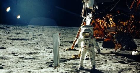 """""""The Lid"""": Buzz Aldrin's Travel Voucher To The Moon"""