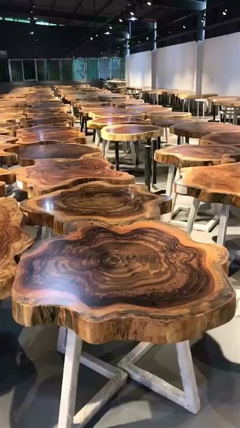 Charming Tree Trunk Table Beli Table Top Wood Coffee Table