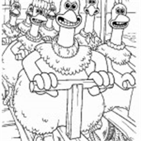 Chicken Run coloring pages - Printable coloring pages