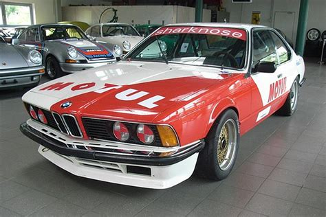 BMW 635 CSI GROUPE A   Classic Racing Annonces