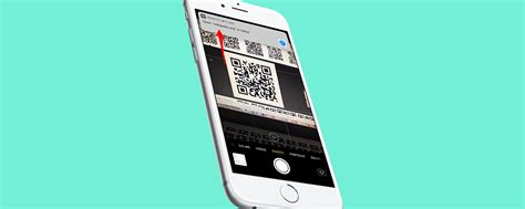 How to Scan a QR Code with Camera on iPhone in iOS 11