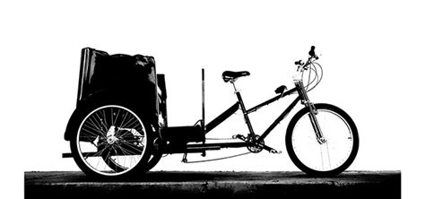 Pedicabs Rider, un job original