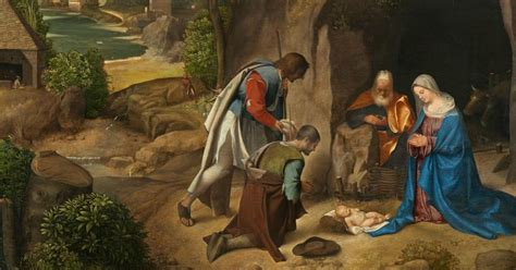Three Pipe Problem: The Allendale Nativity
