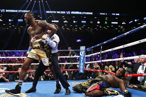Just Not Said: Deontay Wilder vs
