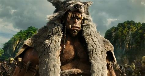 "Watch: Warcraft ""Durotan"" Spot 