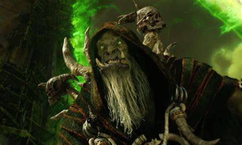 Warcraft Spot for the June 10 Release at SuperHeroHype