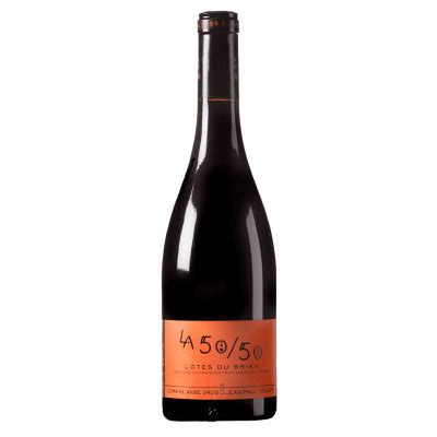Anne Gros & Tollot - 50/50 2017 - Rouge