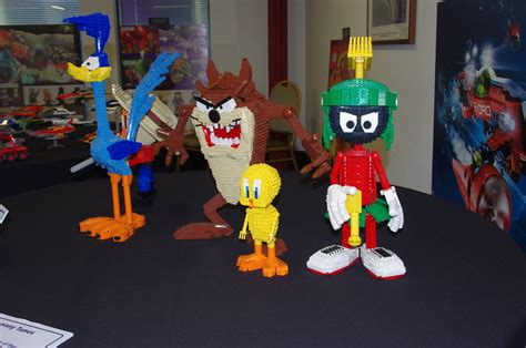Looney Tunes 1 | Taken at the Lego show at the museum of