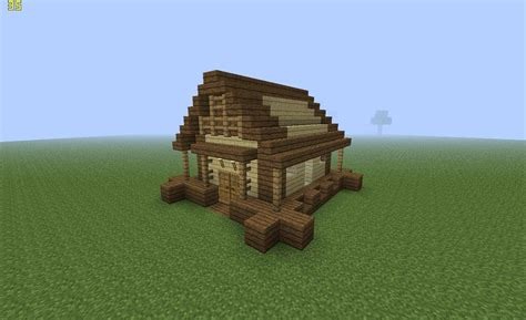Minecraft maison simple - L'impression 3D