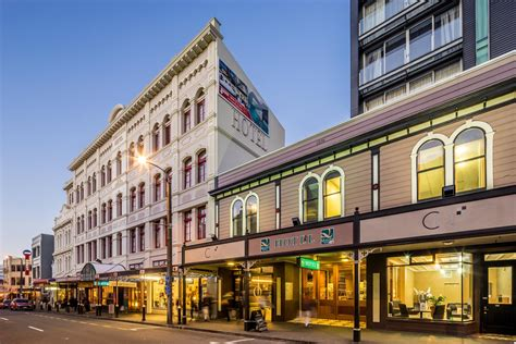 Welcome to CQ Hotels Wellington New Zealand