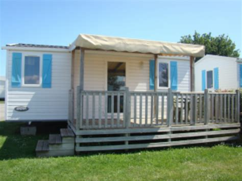 Camping Les Genets - Cancale > mobil homes disponibles