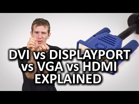 What's the Difference Between HDMI and DisplayPort? | Fix