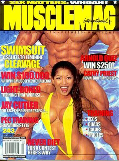 MuscleMag Magazine