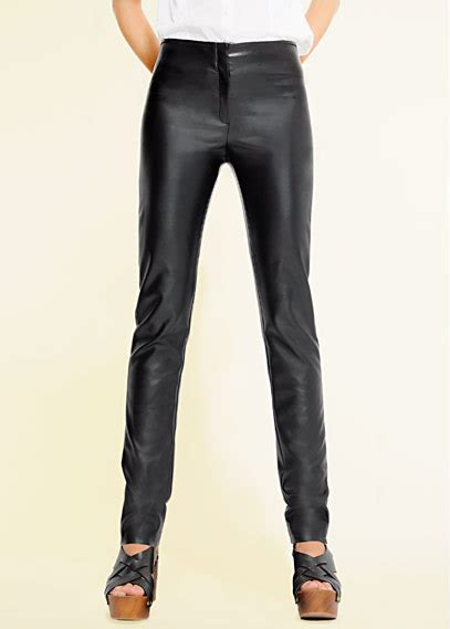 Wearable Trends: Leather Pants