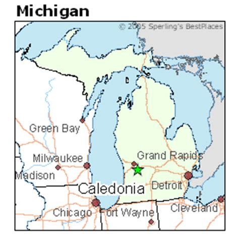 Best Places to Live in Caledonia, Michigan