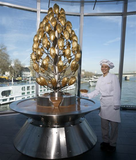 Who Loves Chocolate? Visit the Chocolate Museum in Cologne
