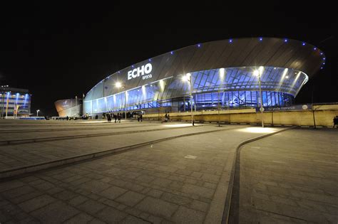 Echo Arena Liverpool | Kings Dock