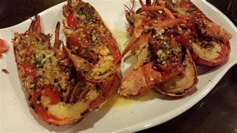Gordon Ramsay's Grilled Lobster with Bloody Mary Linguine