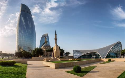 Baku: F1 comes home to the city of bling