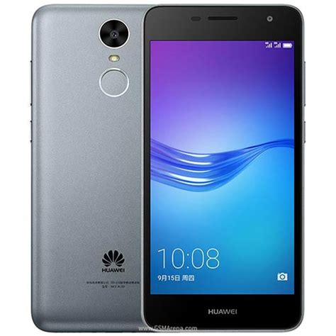 Huawei Enjoy 6 pictures, official photos