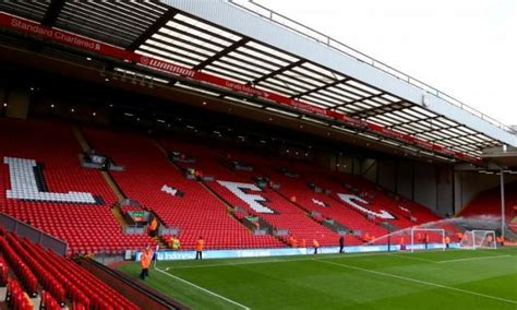 Biggest 'single' stands in British football stadiums for