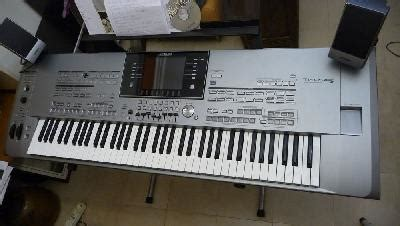 Clavier arrangeur Yamaha Tyros 5/76 + TRS - MS05 occasion