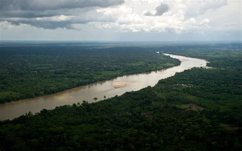 Peru Pipeline Leaks in Amazon, Two Rivers Polluted   Al