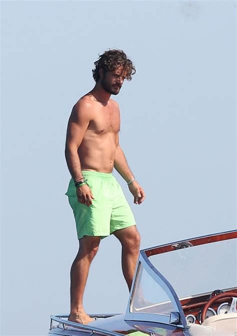 Prince Carl Philip of Sweden at sea aboard the Polaris on
