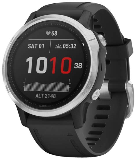 New Garmin Fenix 6 leak confirms much of what we know