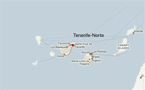 Tenerife North Airport Location Guide