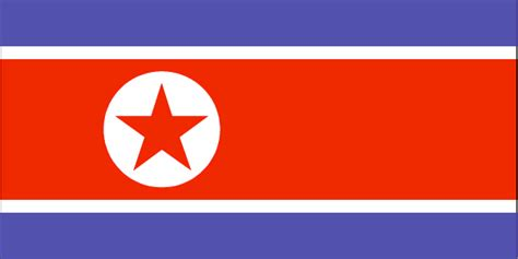 North Korea has denounced the use of its national flag as