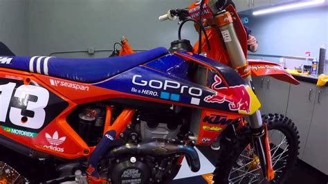 2016 Team TLD KTM Intro   Troy Lee Interview - YouTube