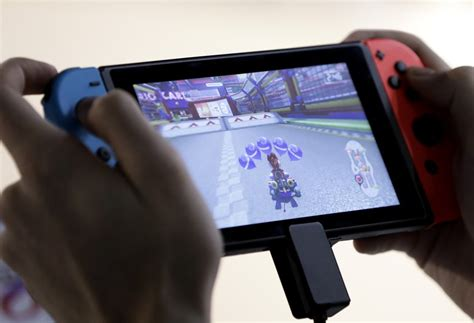 Nintendo needs to make a hit with its Switch | The Seattle