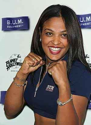 Laila Ali Tattoos And Meanings