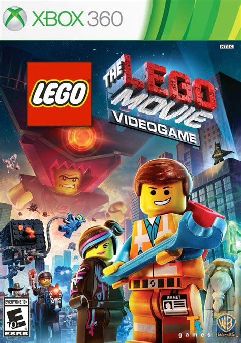 The LEGO Movie Videogame Cheats, Codes, Unlockables - Xbox